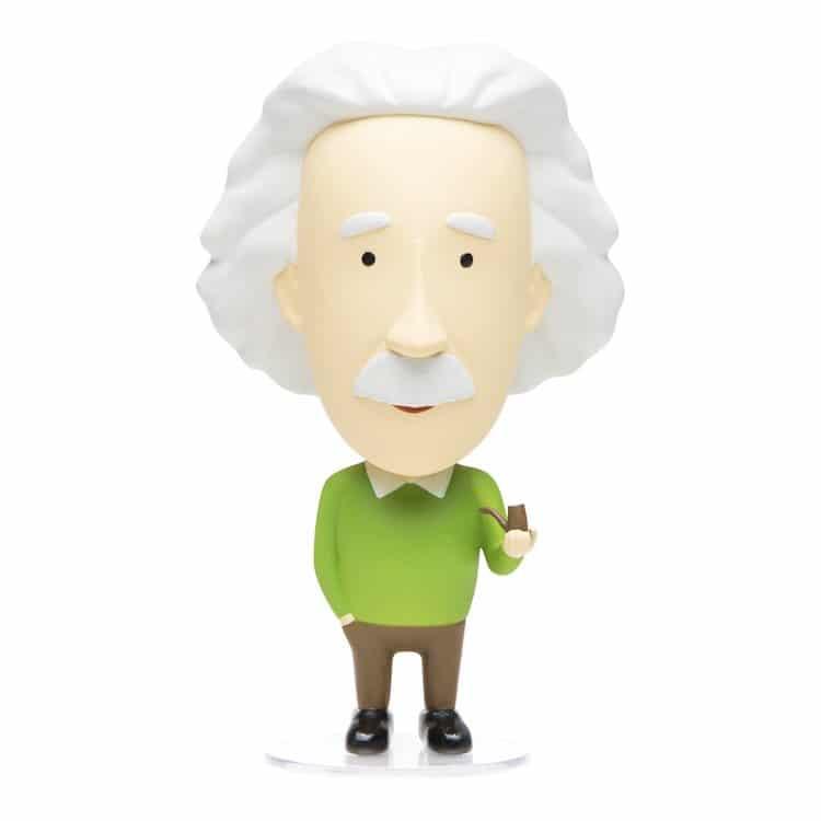 Figurine articulée Albert Einstein