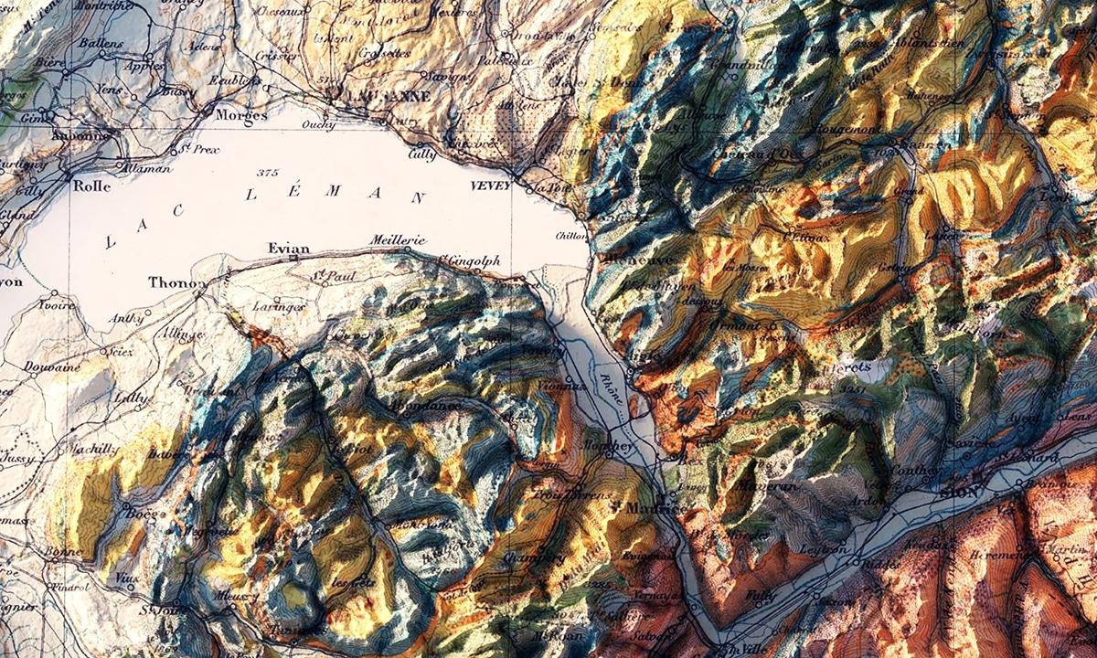 Lac Lemain Suisse