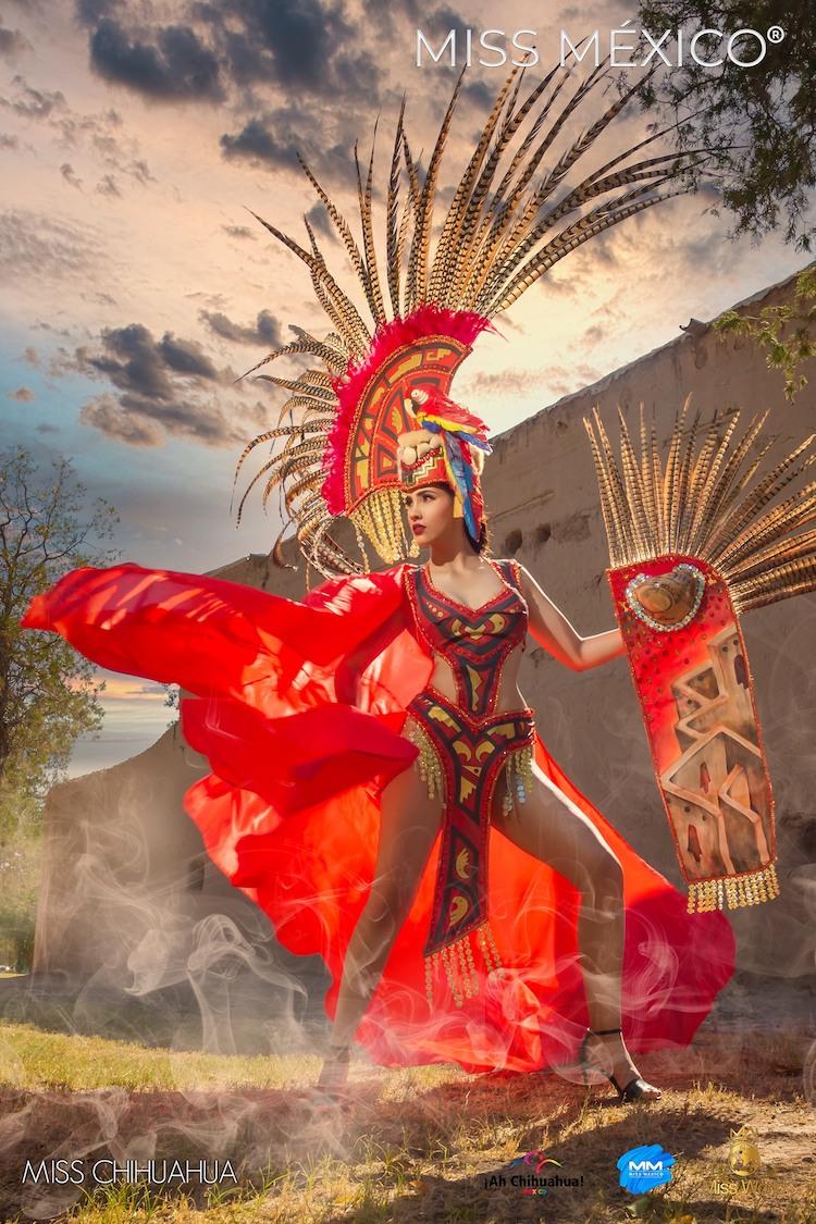 Concours Miss Mexique 2020