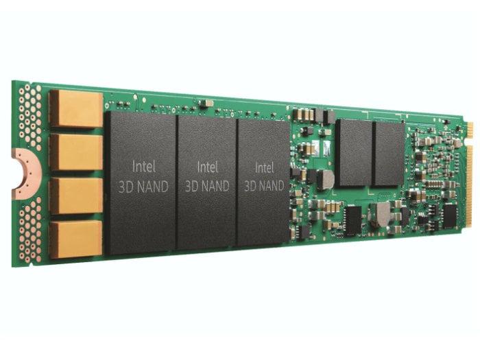 Mémoire flash Intel NAND