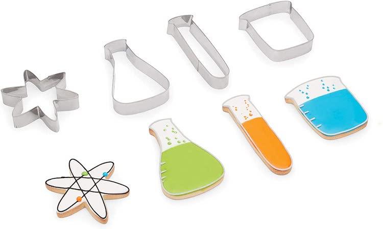 Coupe-biscuits scientifiques