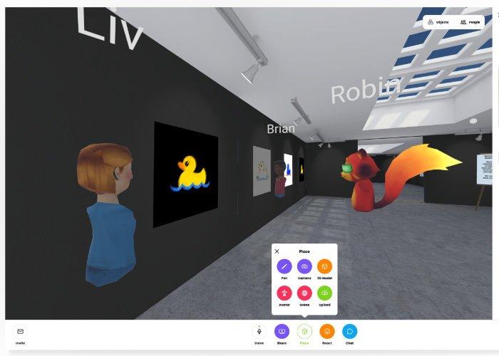 Hubs Mozilla