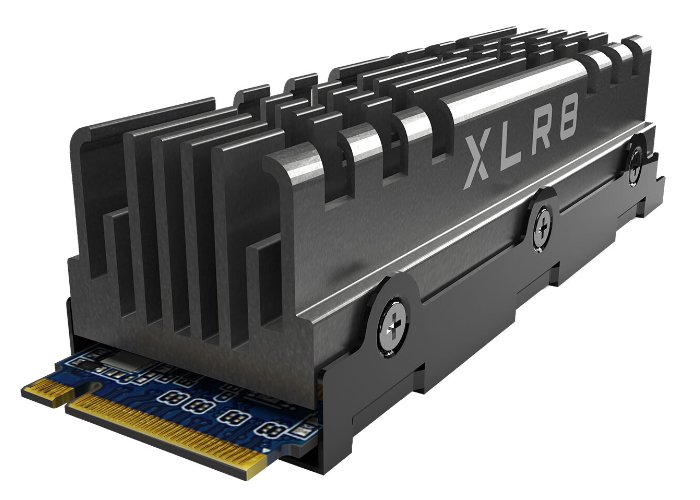 Stockage SSD NVMe