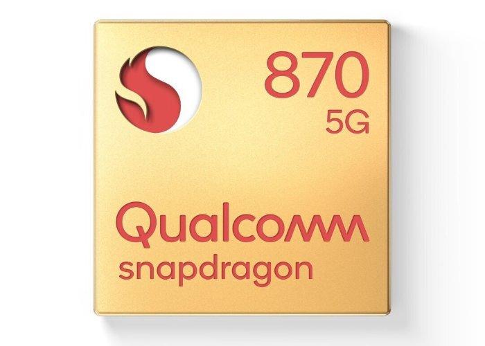 Qualcomm Snapdragon 870 5G
