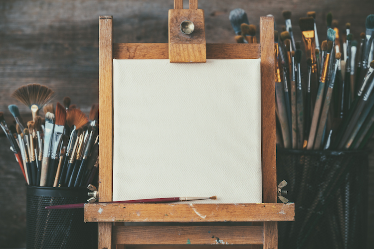 Meilleures toiles pour artistes