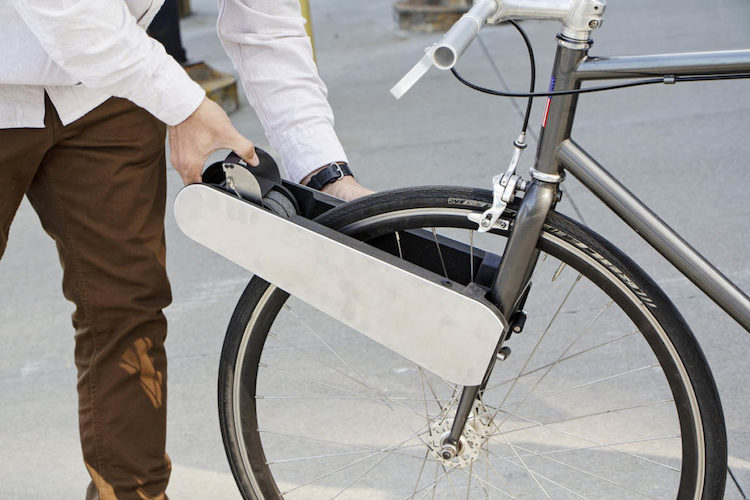 Conversion de vélo électrique CLIP