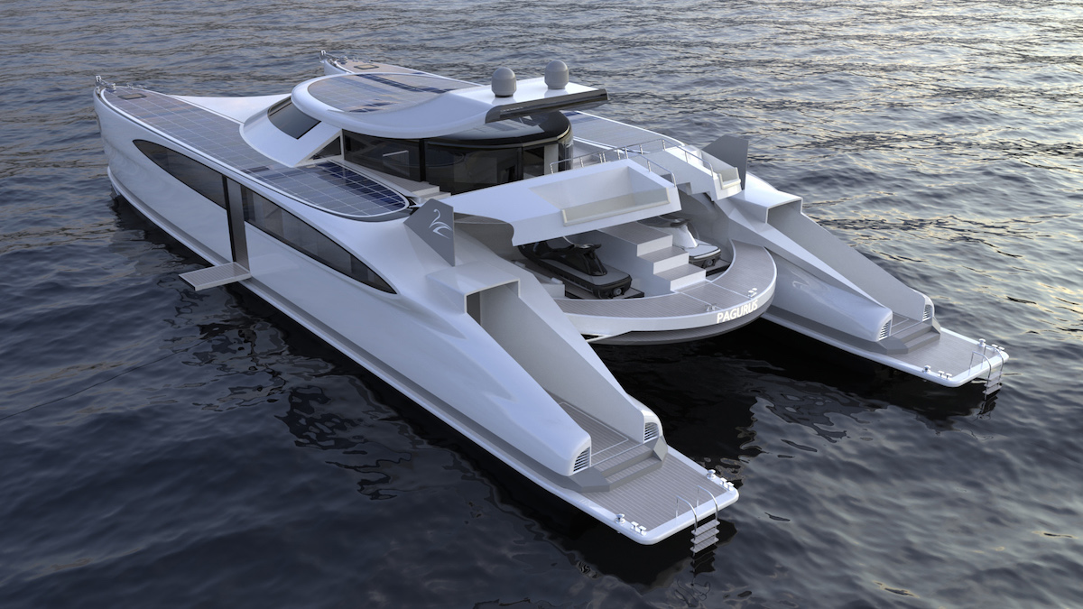 Ce bateau amphibie à énergie solaire fonctionne sur l'eau et la terre