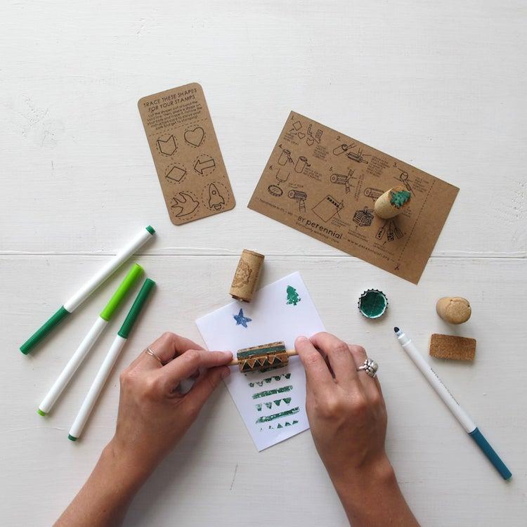 Kit de fabrication de timbres