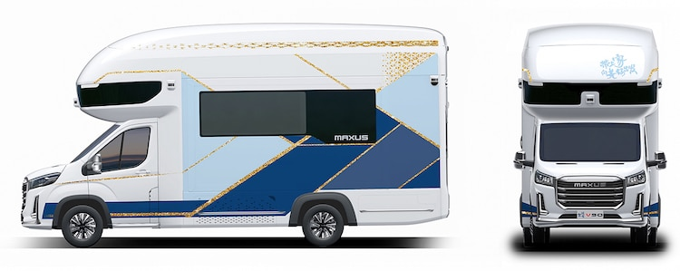 Life Home V90 Villa Edition RV