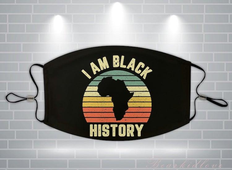 Accessoires pour célébrer le Mois de l'histoire des Noirs