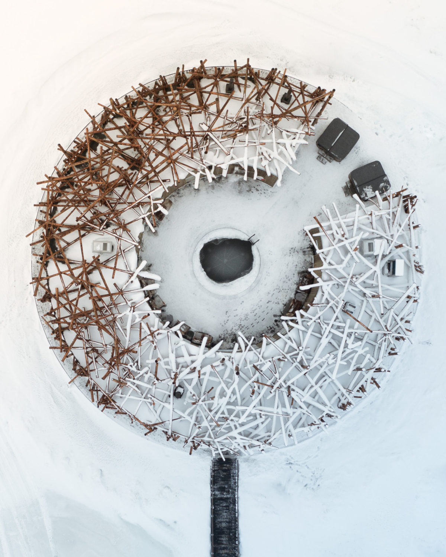 Bain arctique