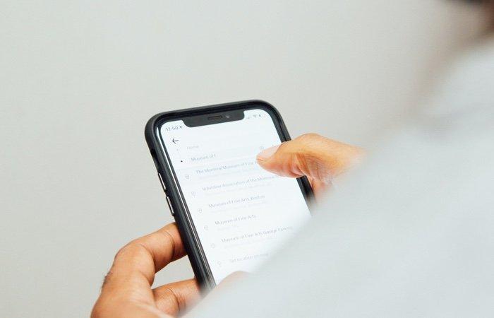 Confidentialité iPhone