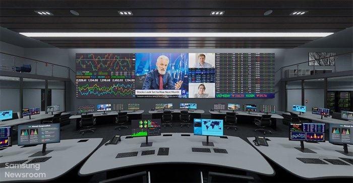 Affichage numérique Samsung