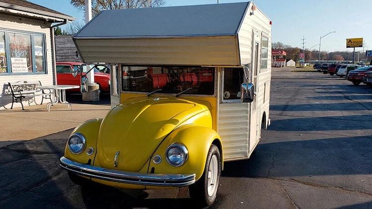 1969 Volkswagen Super Bugger Camper