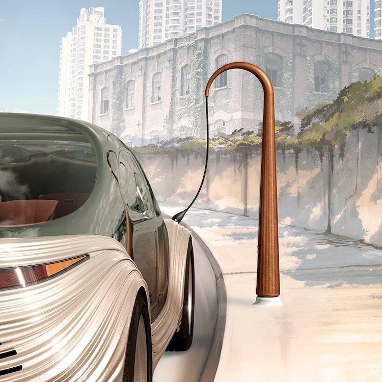 Station de recharge de voiture électrique Airo