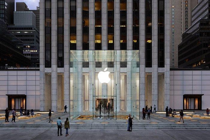 Chiffre d'affaires Apple Quarter 2