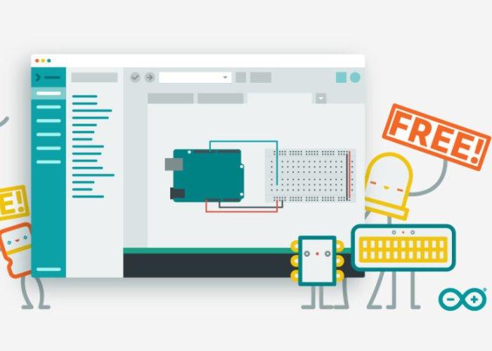 L'application Arduino Create pour les salles de classe Chrome est désormais gratuite