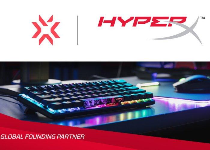 Tournée des champions VALORANT de HyperX Riot Games