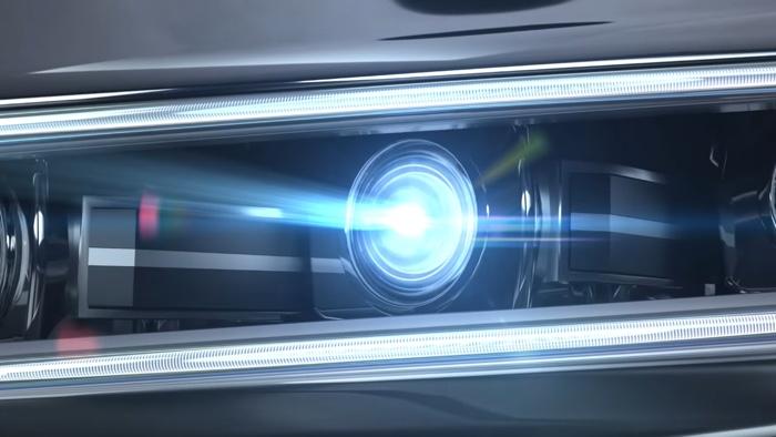 Phares de voiture à LED Samsung PixCell