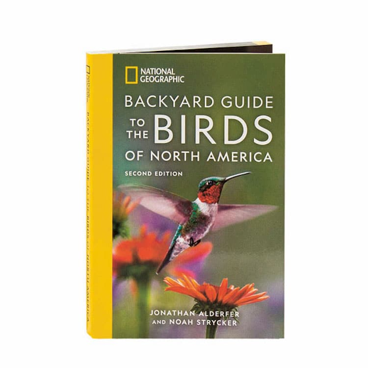 National Geographic Backyard Guide to the Birds of North America (en anglais seulement)