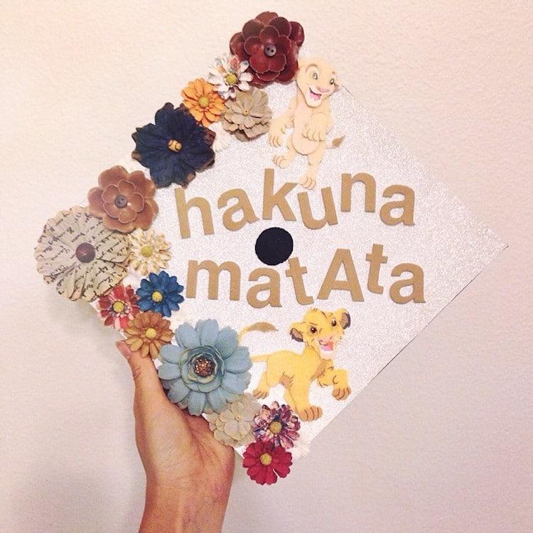 Chapeaux de graduation