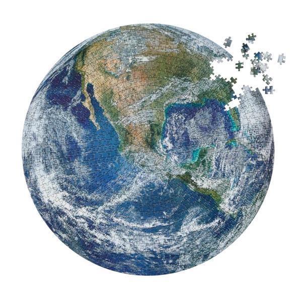 Puzzle de la Terre