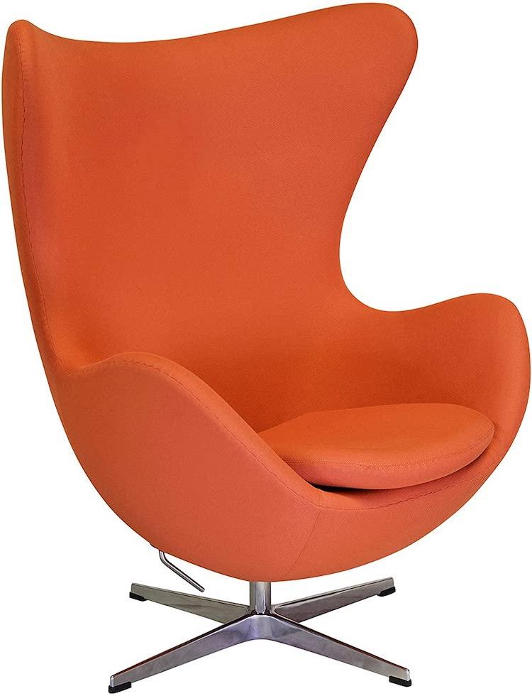 Chaise Egg Arne Jacobsen