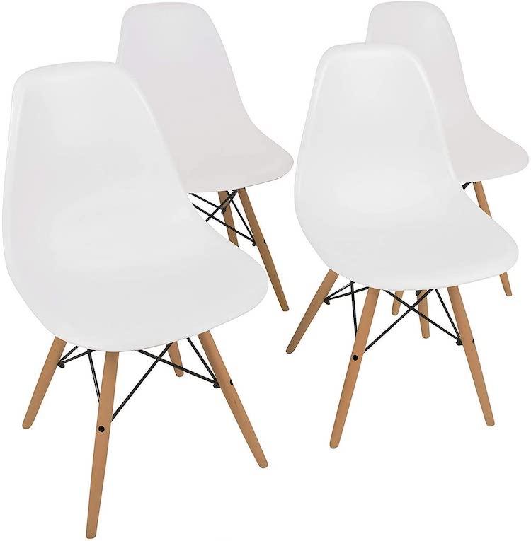 Réplique de chaise Eames