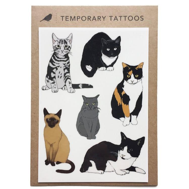 Cadeaux pour les amoureux des chats