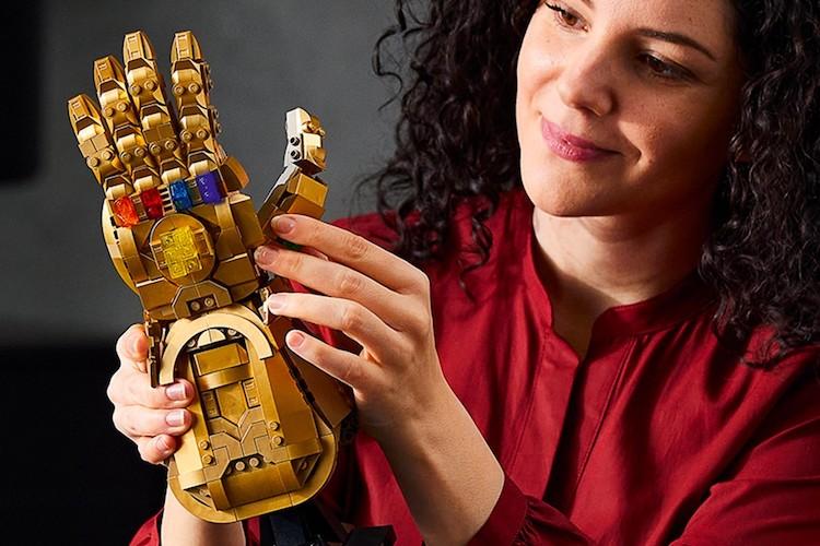 Ensemble LEGO Marvel Infinity Gauntlet