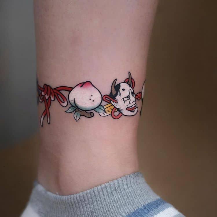 Art de tatouage cool par MR.L