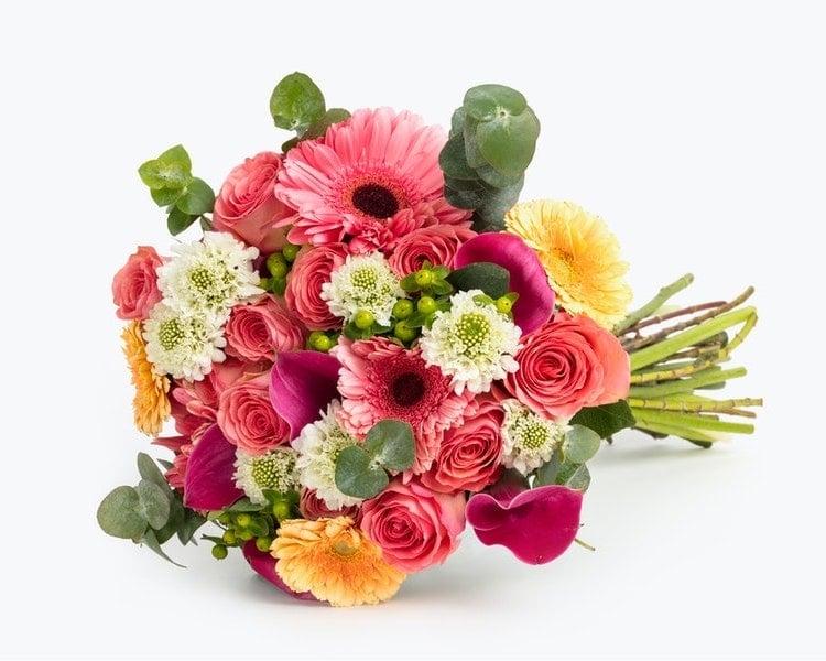 Bouquet de fleurs à envoyer en ligne