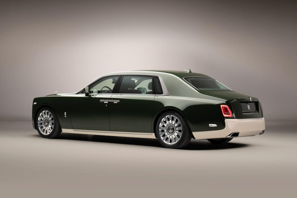 Rolls Royce sur mesure