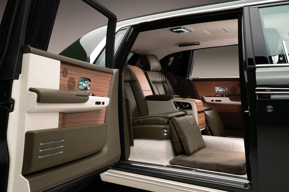Collaboration Rolls Royce et Hermes