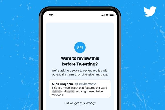 Twitter amélioré les invites