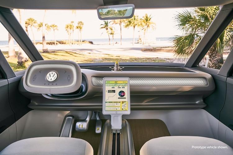Tableau de bord Volkswagen ID Buzz