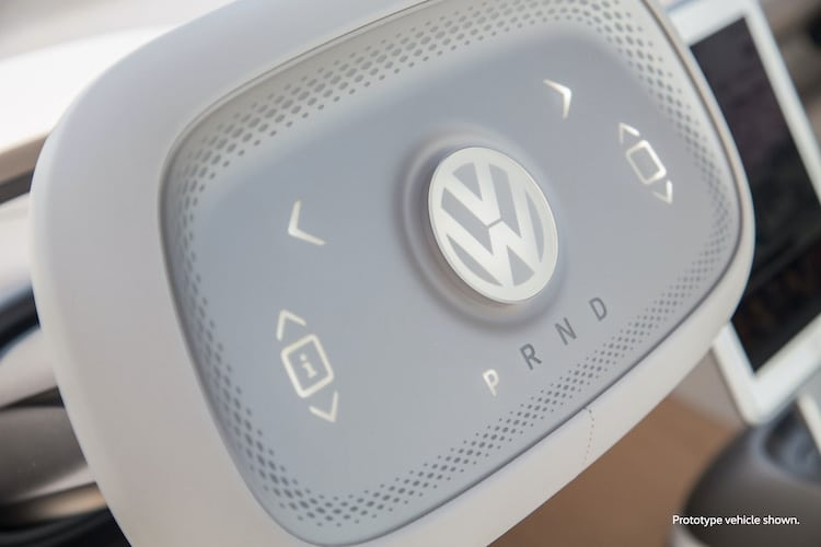 Volant Volkswagen ID Buzz Stearing