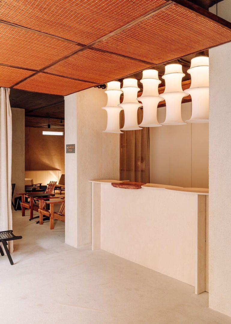 Superbe centre de bien-être du Studio Gamero Lisbon