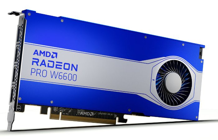 AMD Radeon PRO W6000