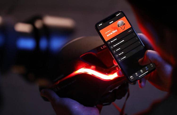 Synchronisation de casque intelligent EVO21