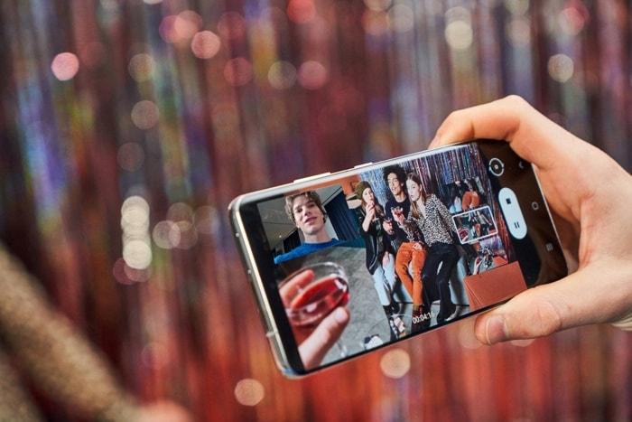 Technologie Samsung 5G