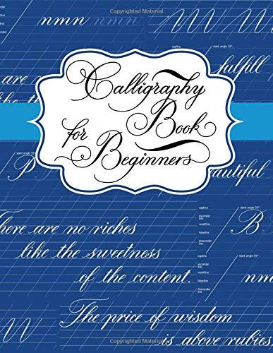 Livre de calligraphie pour débutants
