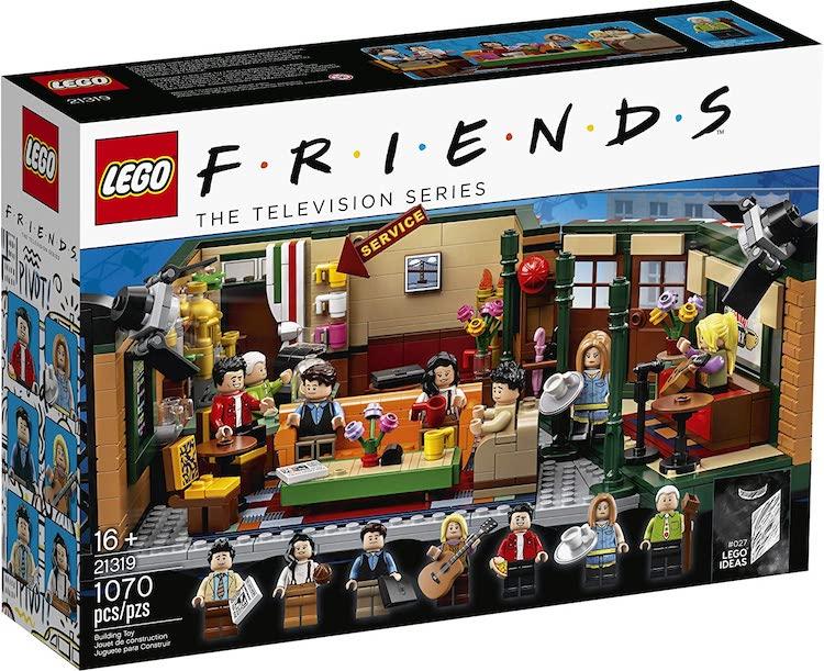 Ensemble Lego Central Perk