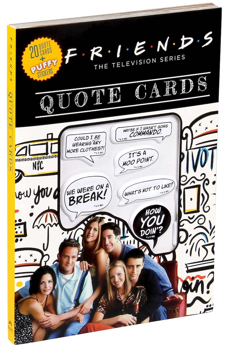 Cartes postales de citations d'amis