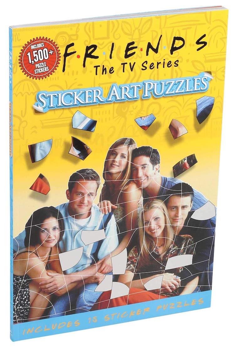 Amis Puzzle Sticker Art