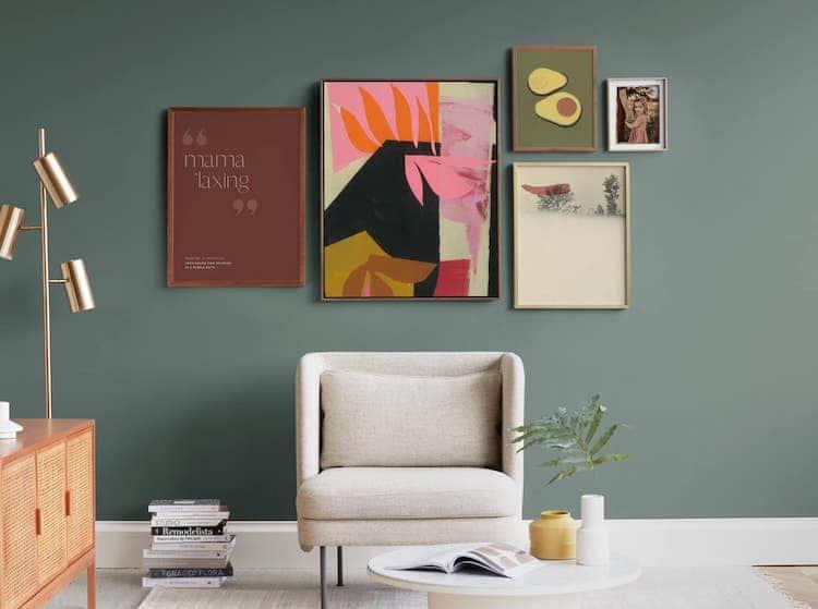 Inspiration de mur de galerie