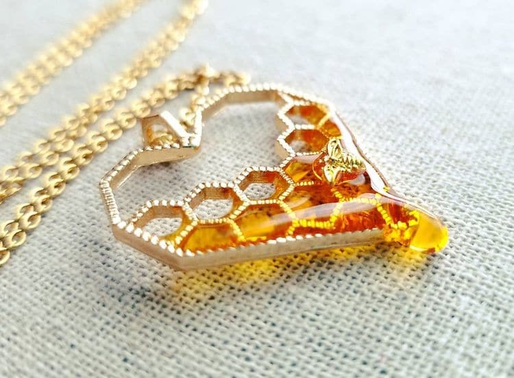 Bijoux de miel par Charming Little Fox