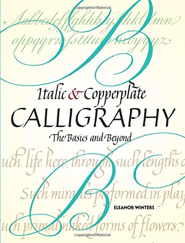 Calligraphie Italique & Cuivre