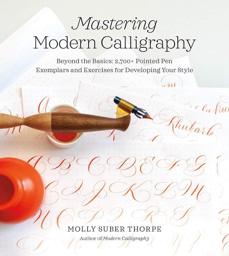 Maîtriser la calligraphie moderne