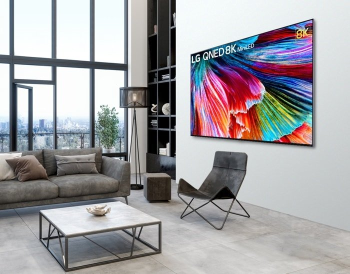 Téléviseurs intelligents LG QNED Mini LED